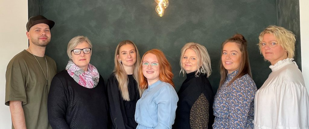 Salon hanel team